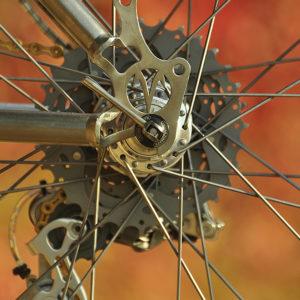 budowa rowerów