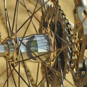 składanie rowerów